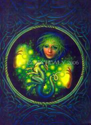 Dragon Magic by khorah