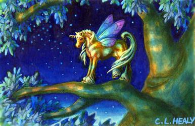 Unicorn Tree by khorah