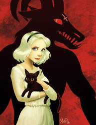 Chilling Adventures of Sabrina by KPatoni