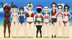 Team Kisekae 2 in Bikini