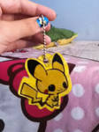 Pikachu Keychain