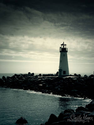 Santa Cruz Lighthouse by ceciliay