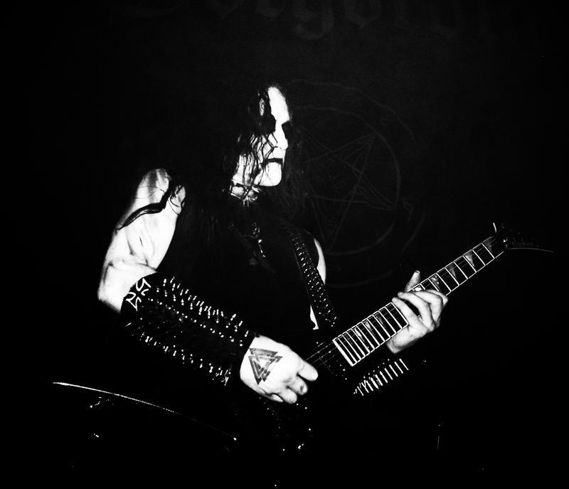 Gorgoroth -  Pentagram by Abgrundlich