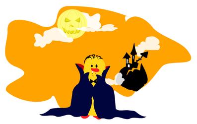 Jean-Charles - Halloween by Mortiegane