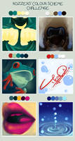 Colour Scheme Challenge meme by Styks666