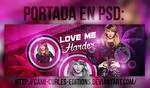 +PORTADA EN PSD: Love Me Harder