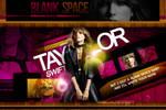 +EDICION: Blank Space | Taylor