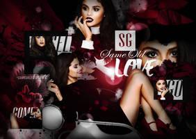 +EDICION: Same Old Love  Selena by CAMI-CURLES-EDITIONS