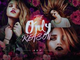 +EDICION: The Olny Reason|Sky Ferreira by CAMI-CURLES-EDITIONS