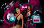 +EDICION : Castle | Halsey