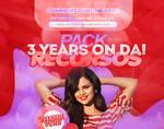 +PACK 3 YEARS ON DA: RECURSOS