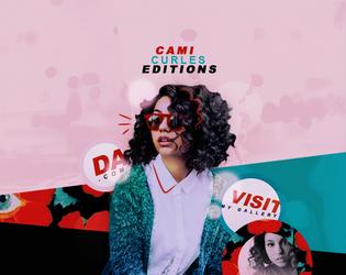 +EDICION-ID: Alessia | by CAMI-CURLES-EDITIONS