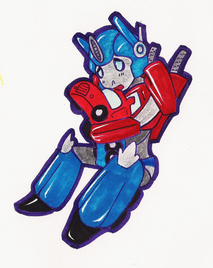 optimus hug chibi by glowyrm