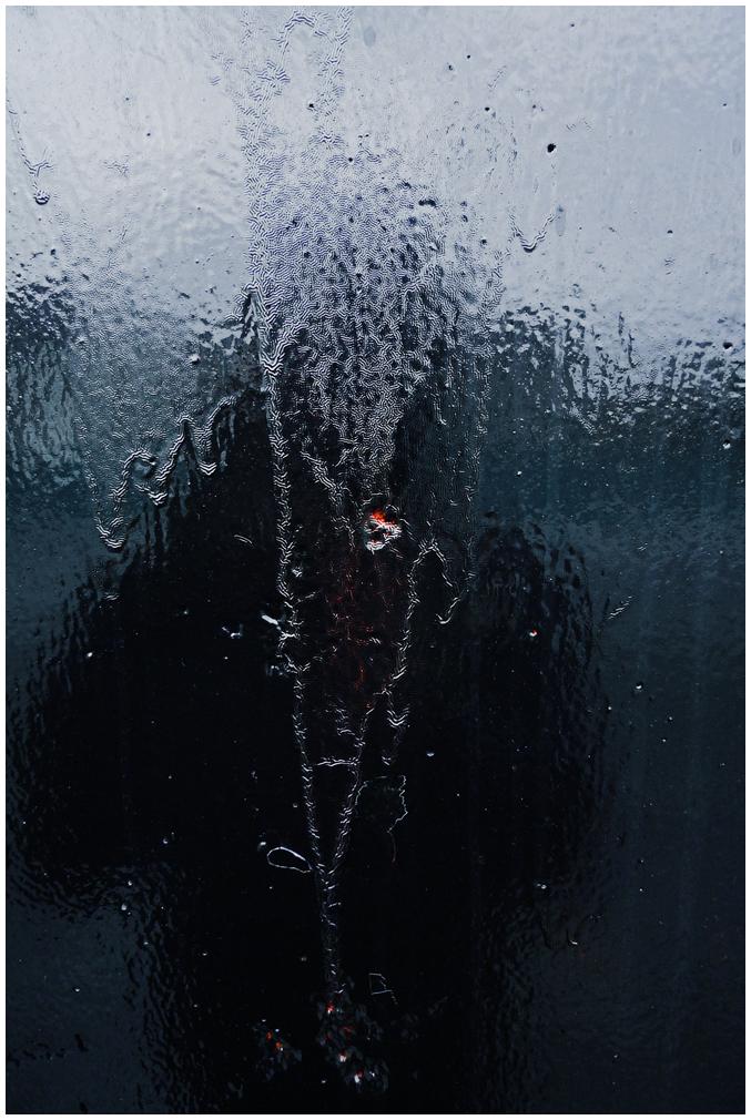 Autoportrait by crossfading