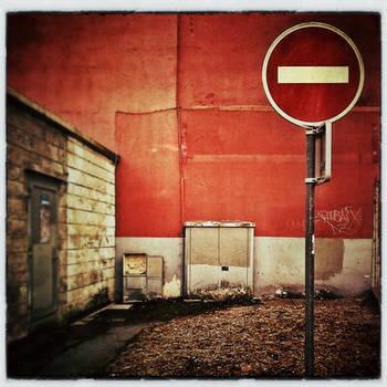 Forbidden by PatrickLeBorgne