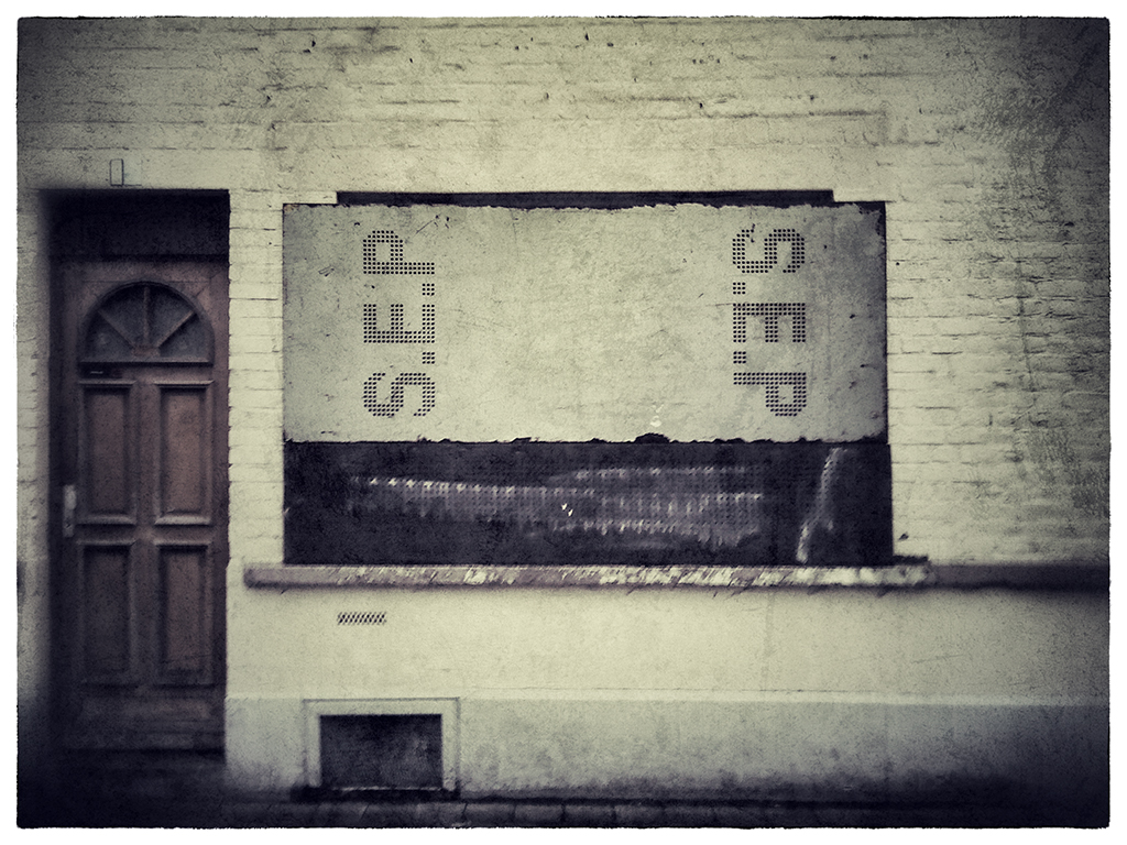 S.E.P, 2012. by crossfading