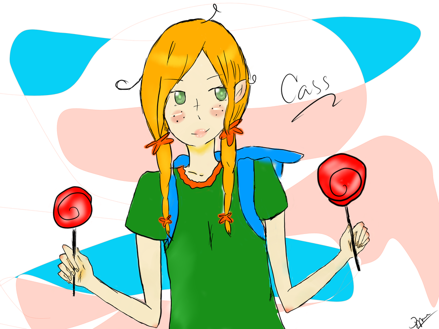 Cassandra/Cass by eurekanatsu