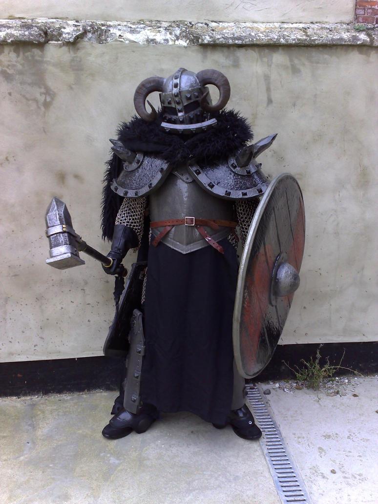 Chaos Chosen armour 2 by JosephharrisFX