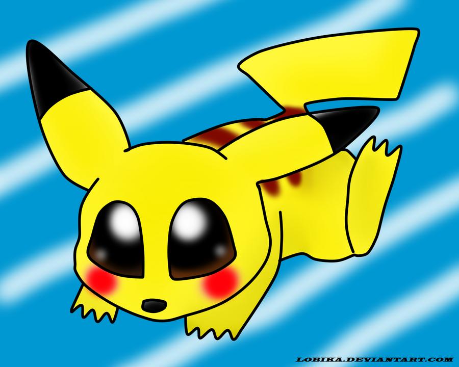 Catie minx pikachu