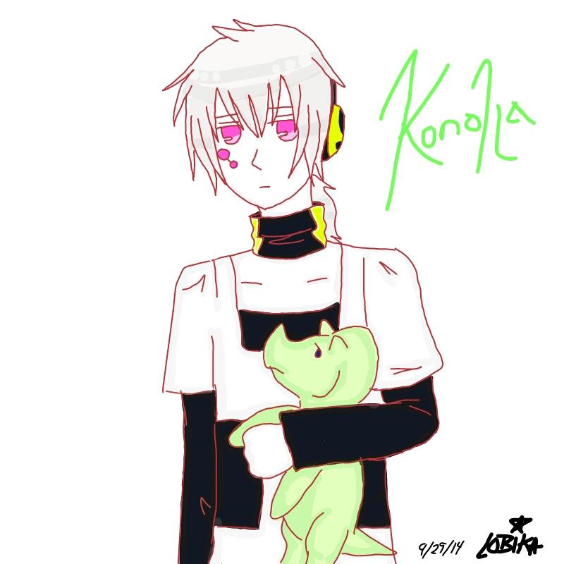 Konoha by LOBIKA