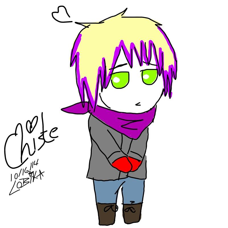 Chiste by LOBIKA