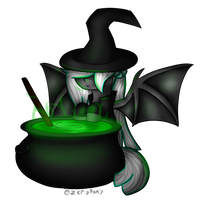 MLP: Witch Elskede by ZeroponyCreations