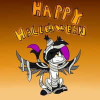 Happy Halloween by ZeroponyCreations