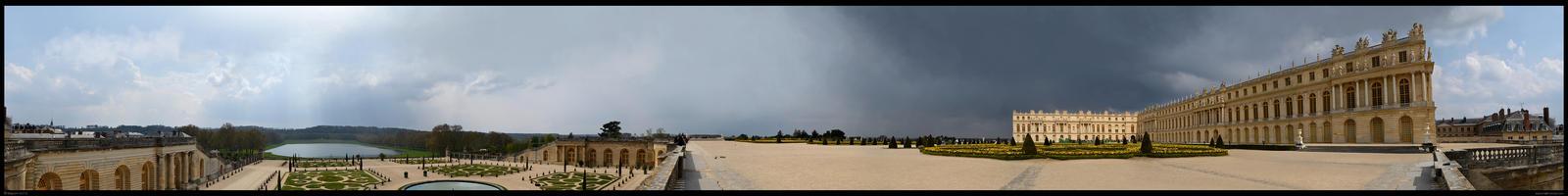 Versailles Palace - Panorama 360 by Belpom