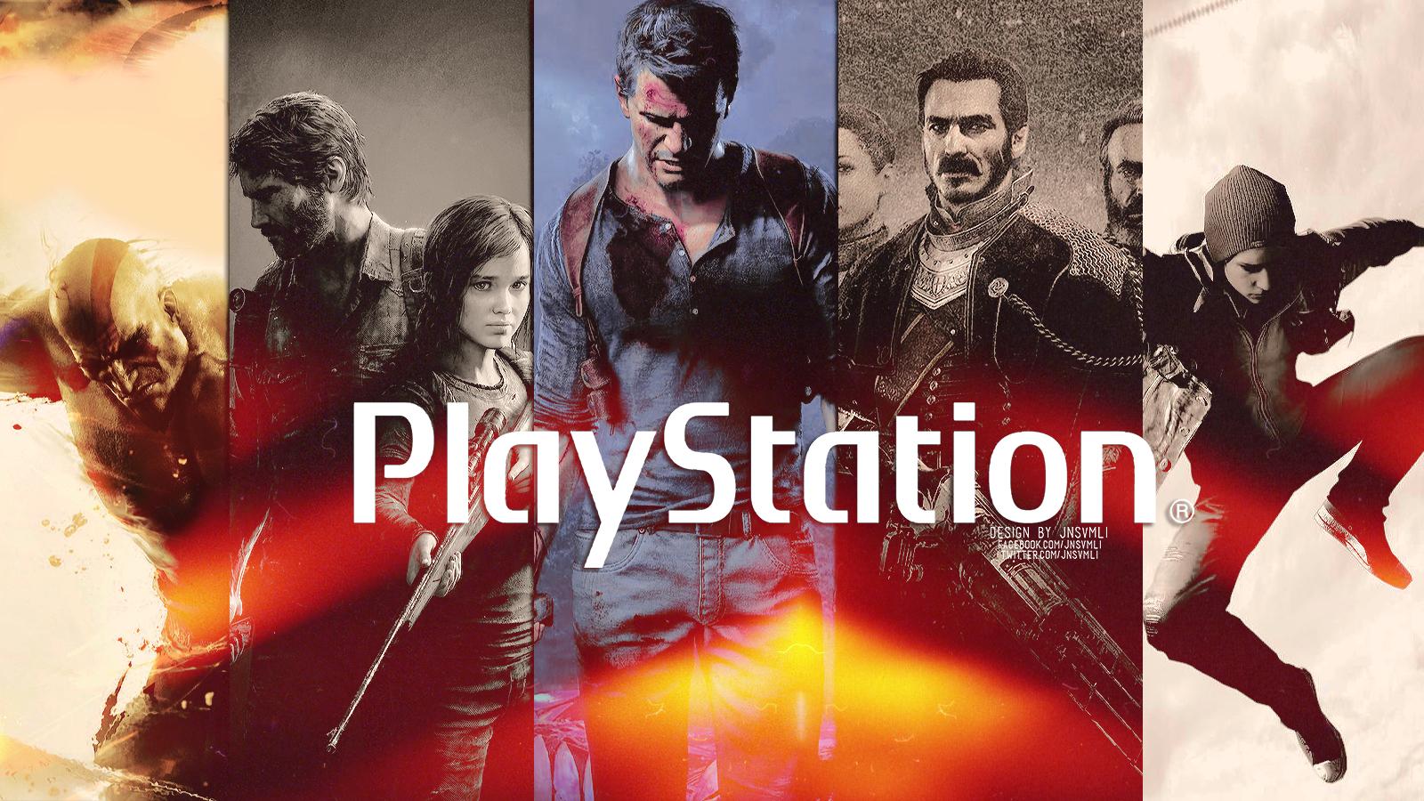 ... PlayStation Wallpaper - 2015 by JNSVMLI by jnsvmli
