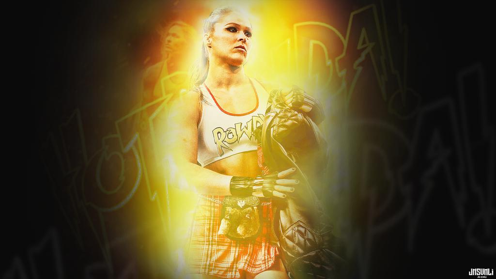 Ronda Rousey Wallpaper 4K - JNSVMLI by jnsvmli ...