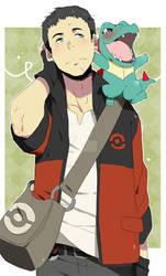 Pokemon Trainer: Carter