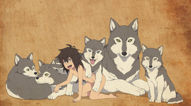A ONE BOY WOLF PACK by SNEEDHAM507