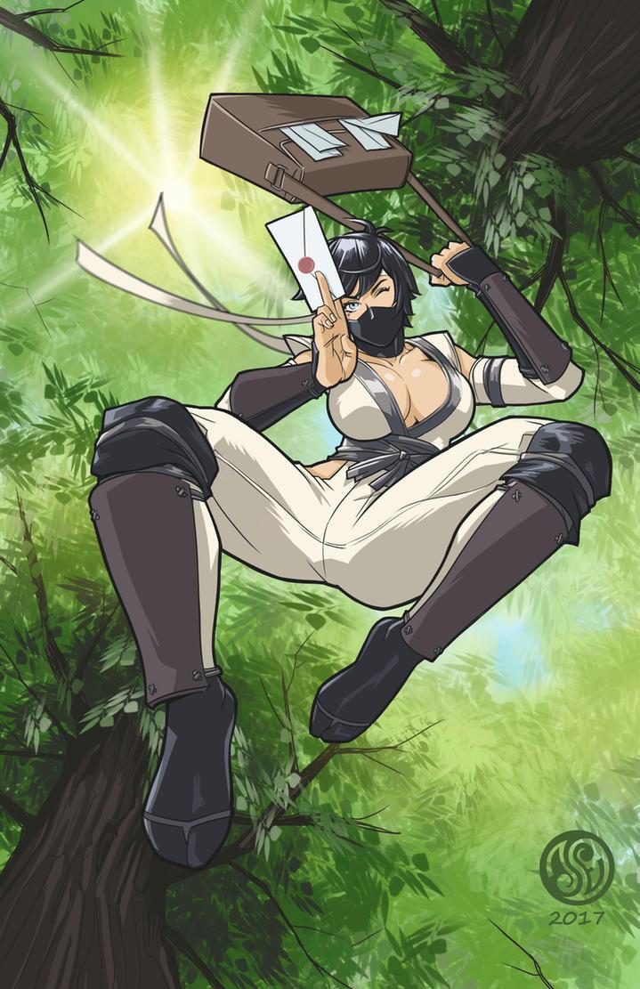 EFT: Veronica of Clan Hawke by SNEEDHAM507