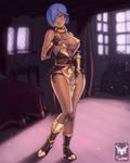 EFT: Hope's alternate outfit
