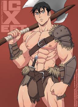 ICXEFT: Karl the Barbarian