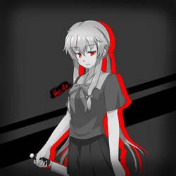 Yuno Gasai (badgirl edition)