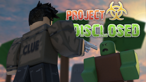 Project Disclosed Thumbnail by MoeRBLX