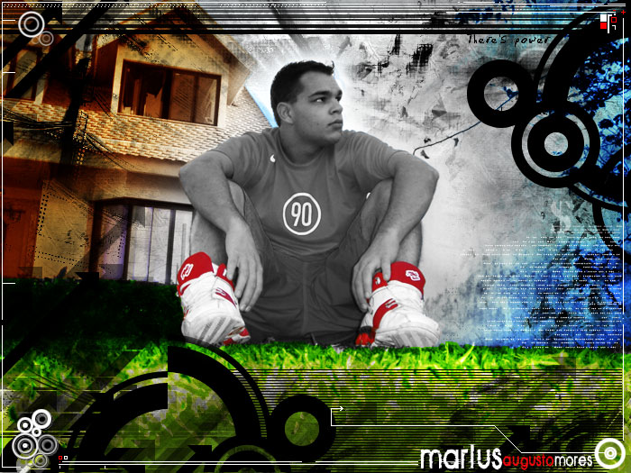 photoshop rulez by marlus