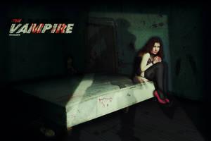 The Vampire by zerogalaxy