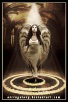 Fallen Angel by zerogalaxy