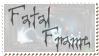 Fatal Frame Stamp by Insom09