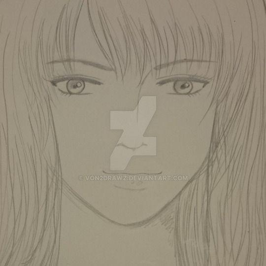 Lady 47 by von2drawz