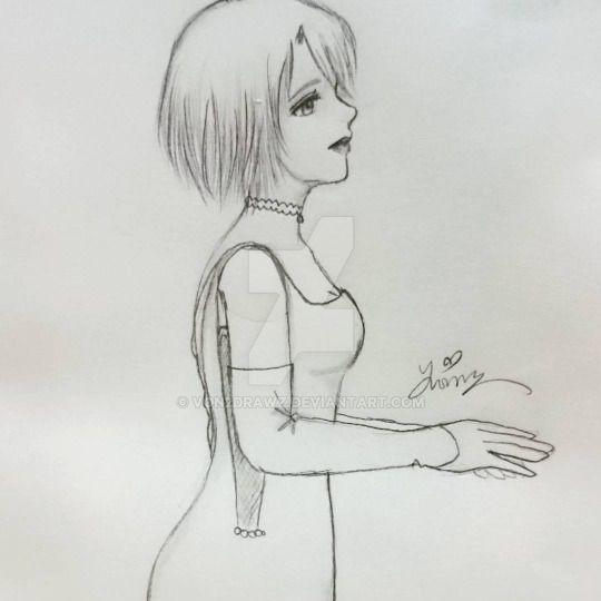 Lady 54 by von2drawz
