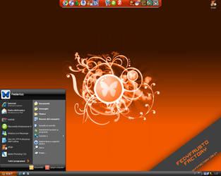 My desktop by fedyfausto