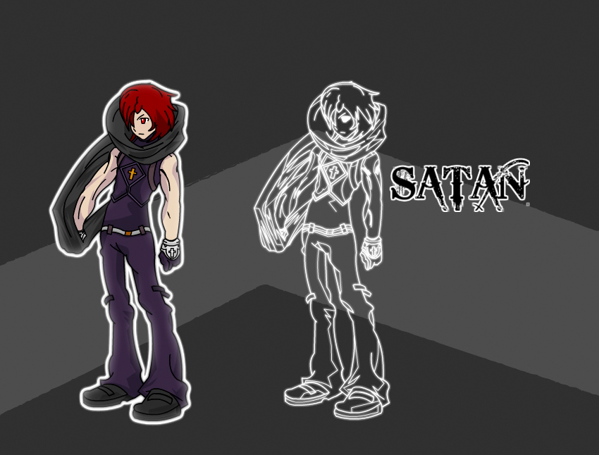 Satan - The Good and Evil