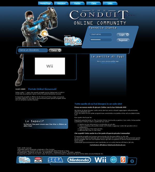The Conduit Online Project