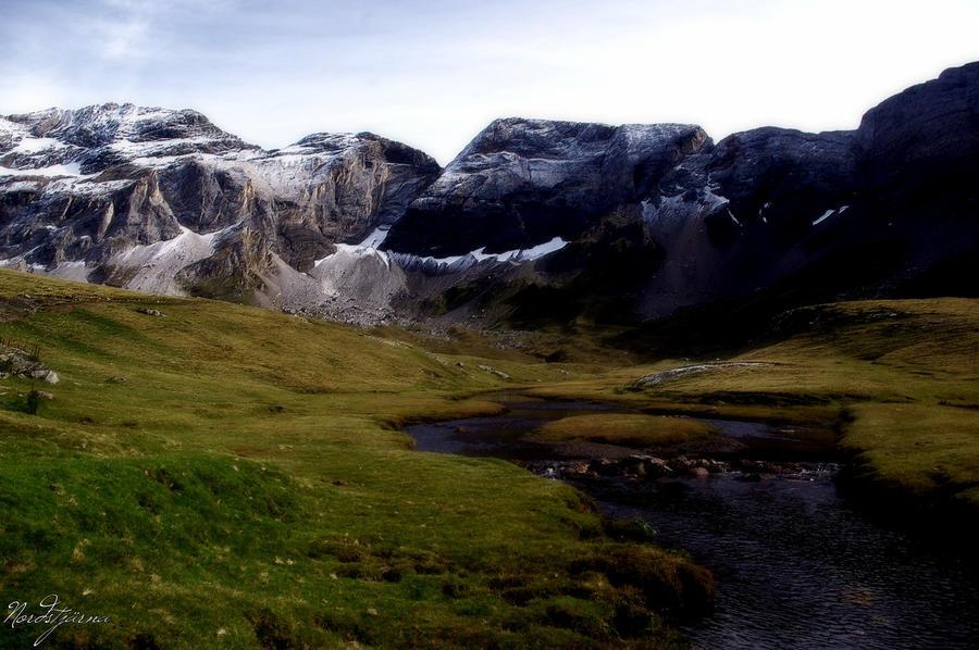 Realm of Eternal Snow by Nordstjarna