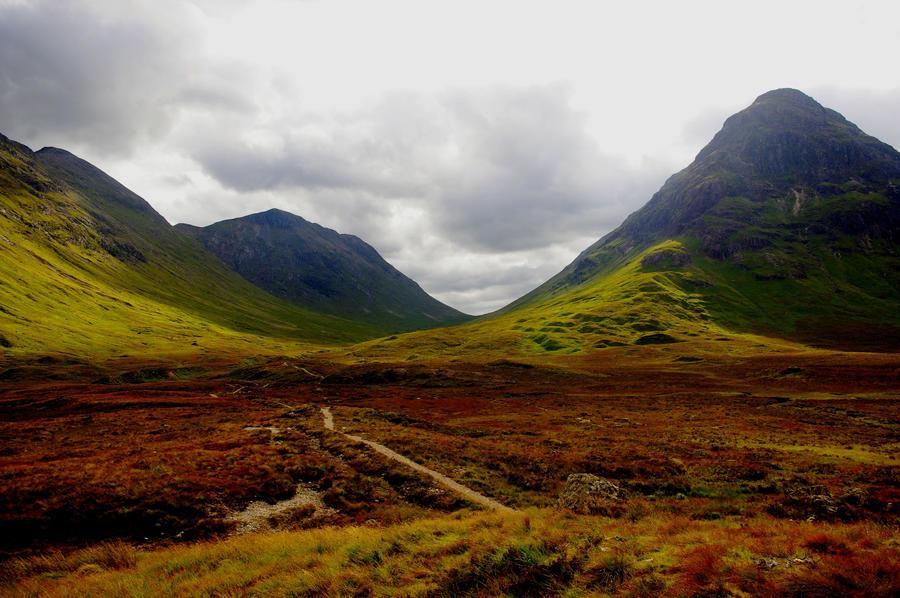 Glencoe I by Nordstjarna