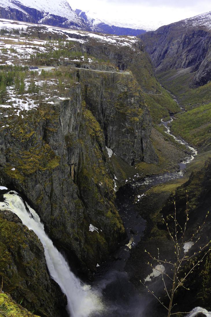 Voringsfossen by Nordstjarna