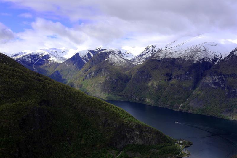 Aurlandsfjord by Nordstjarna